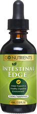 Intestinal Edge - Intestinal Support & Cleanse for Humans with Black Walnut Extract, Wormwood and etc - 2 oz