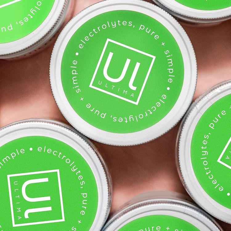 Ultima Replenisher Electrolyte Hydration Powder, Watermelon, 90 Servings - Sugar Free, 0 Calories, 0 Carbs - Gluten-Free, Keto, Non-GMO, Vegan - Potassium, Magnesium, Sodium,