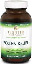 Pioneer Nutrition Comprehensive Relief Plus, Pollen, 60 Count