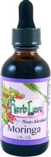 Moringa Leaf Extract - Moringa Oleifera - Breastfeeding Supplement for Lactation Support - Non-Alcohol Liquid Tincture - Breast Milk Supply Booster - Herb Lore (2 Ounces)