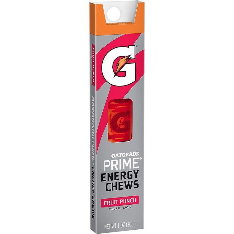 Gatorade Gatorade Prime Energy Chews, 1 Ounce, 12 Count