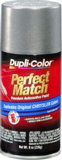 Dupli-Color - BCC0417-6 PK (EBCC04177-6 PK) Bright Platinum Metallic Chrysler Perfect Match Automotive Paint - 8 oz. Aerosol, (Case of 6)