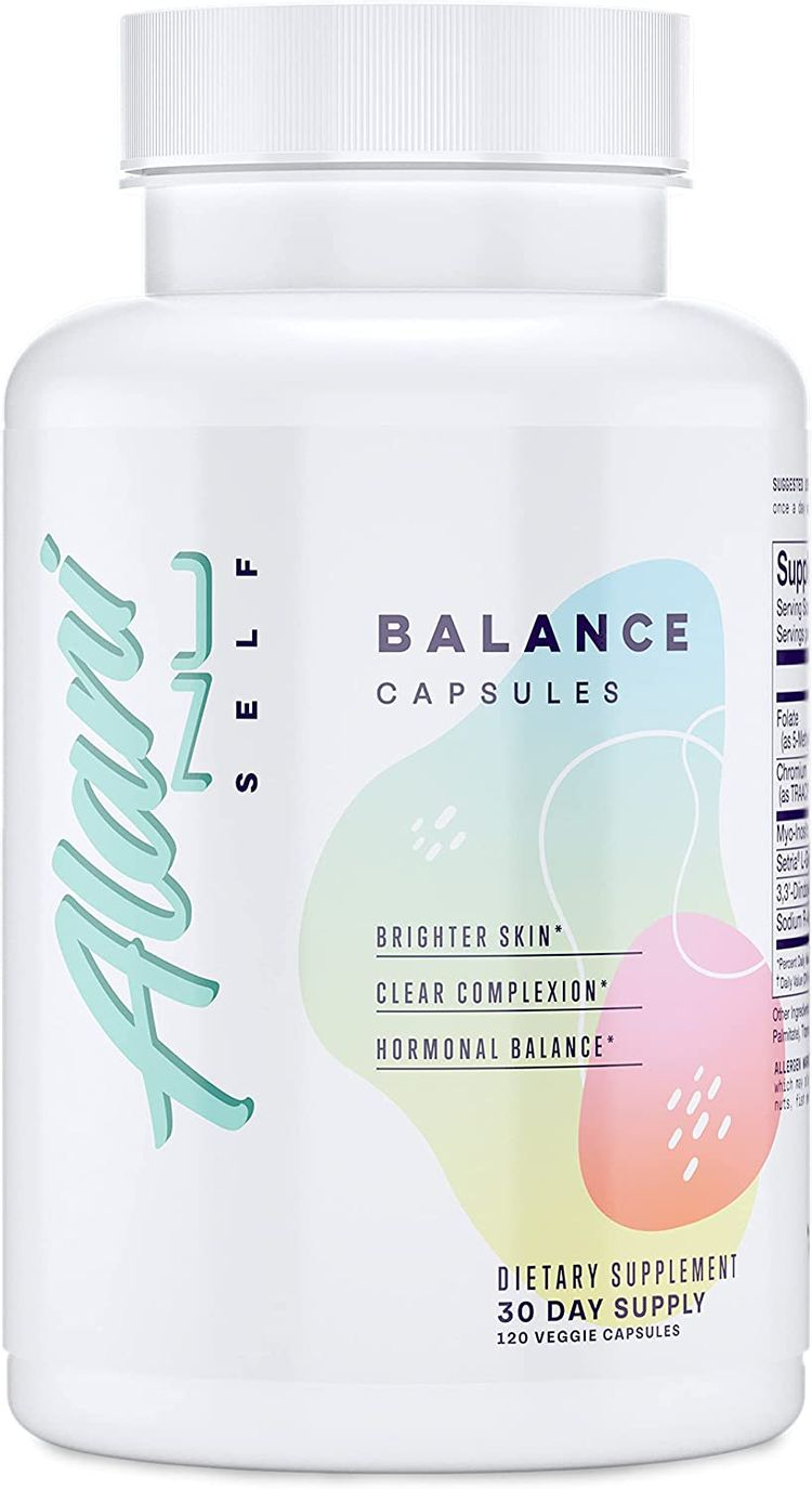 Alani Nu Hormonal Balance Vitamin Supplement for Women, Weight Management and Clear Complexion, 30 Servings (Packaging May Vary)