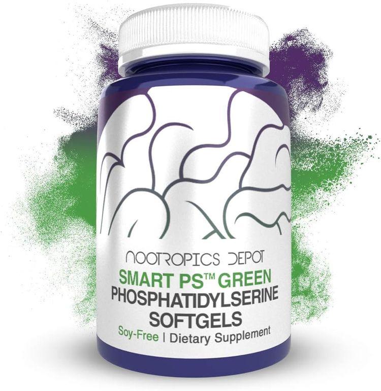 Smart PS Phosphatide Complex   Phosphatide Complex   100mg   60 Count