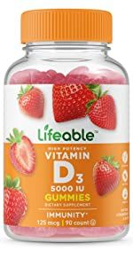 Vitamin D 5000IU