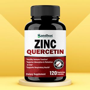 zinc quercetin