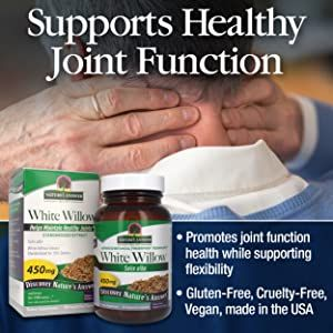 White Willow Capsules, White Willow Supplement