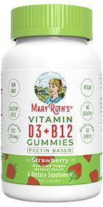 D3 B12 Gummies