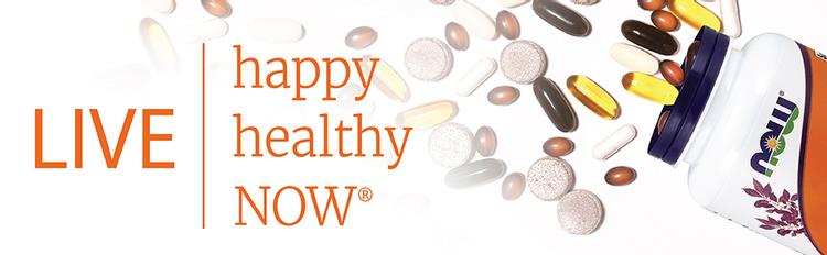 live happy healthy now