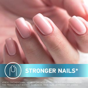 Collagen supplements for long and strong nails