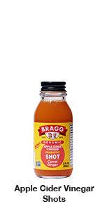 Apple Cider Vinegar Shots