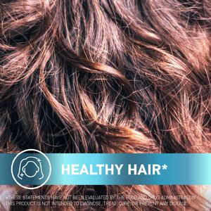 Collagen supplement for a smooth and healthy hair