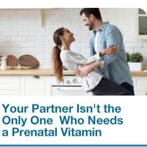 partner prenatal vitamins