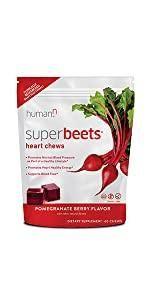 SuperBeets Heart Chews