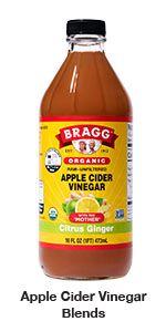 Apple Cider Vinegar Blends