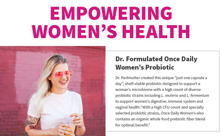 Empowering Women's Health, product introduction