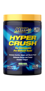 pre workout hyper crush mhp