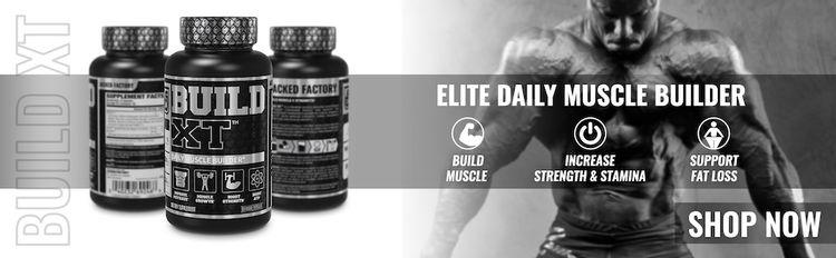 Build-XT - Elite Daily Muscle Builder