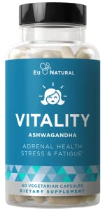 Vitality Adrenal Support, Cortisol Manager, Fatigue Fighter