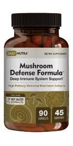 Mushroom Defense Formula