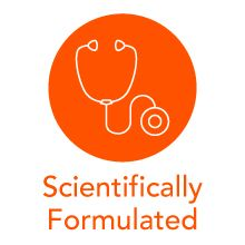 Scientifically formulated
