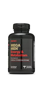 Mega Men Energy & Metabolism