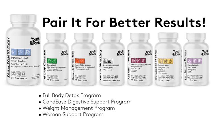 detox candida weight management woman programs
