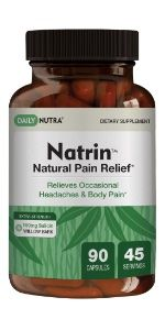 Natrin Natural Pain Relief