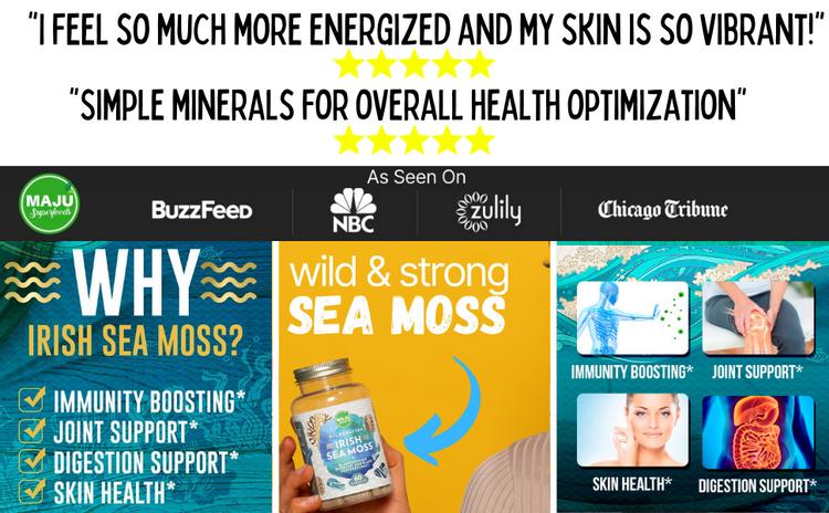 sea moss capsules dr sebi