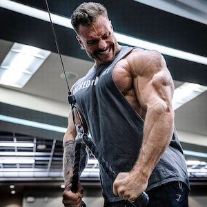 Hard Hitting Results from Olympia Chris Bumbstead