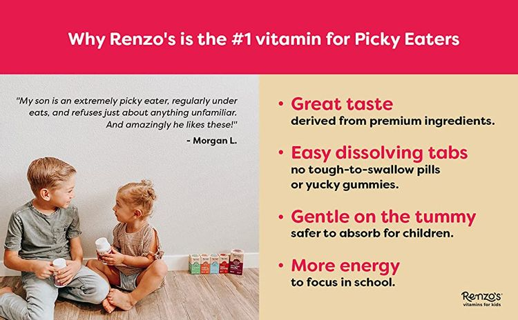 iron supplement for kids
