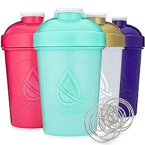 4 Unique Bottle Colors