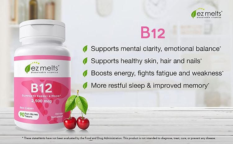 B12 for Adults