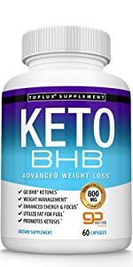 Keto BHB toplux supplement