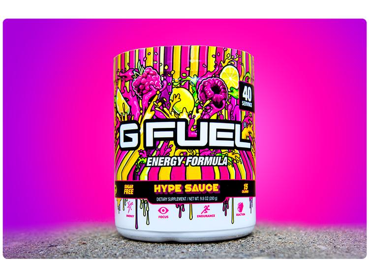 gfuel star fruit flavor french vanilla coffee starfruit iced endurance energy focus reaction gaming