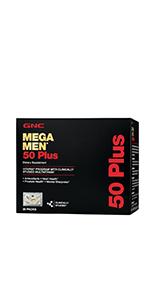 Mega Men 50+