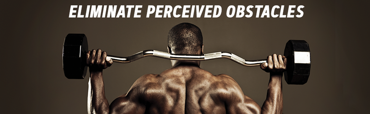 eliminate perceived obstacles