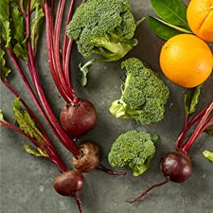 Beets, Oranges and Broccoli