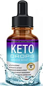 Keto drops toplux supplement