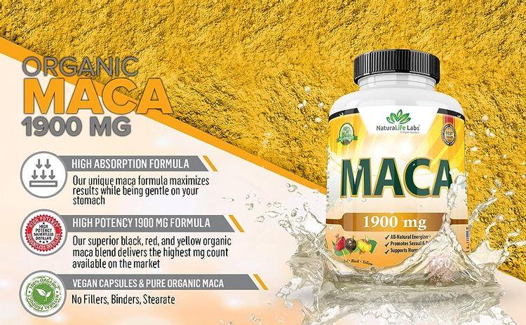 maca 1900 mg