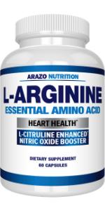 L-Arginine Essential Amino Acid