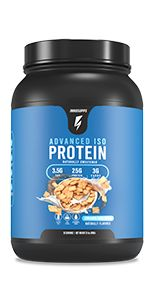 advanced iso protein whey isolate gluten free