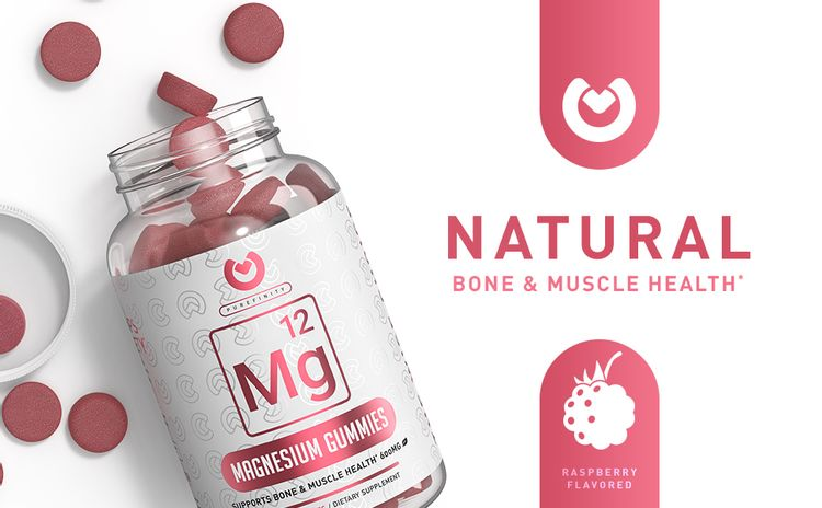 Purefinity magnesium gummy Image