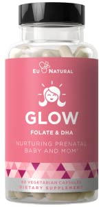 Glow Prenatal Vitamins + Folate & DHA