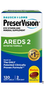 Preservision - AREDS 2 Soft Gels