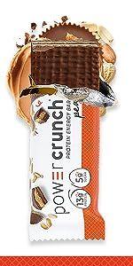 Peanut Butter Fudge Power Crunch Protein Energy Bar