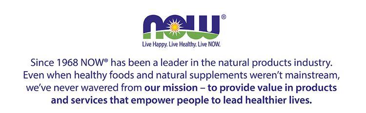 NOW, NOW Foods, Supplements, Organic, Natural, Wellness, health,vitamins, minerals, probiotics,