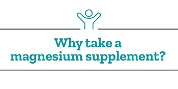 Why take a magnesium supplement