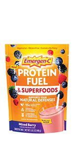 Emergen-C Fuel Superfood