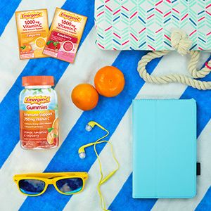 Emergen-C, EmergenC, Powder, Gummies, Vitamin C, Immune Support, Drink Mix, Vitamins